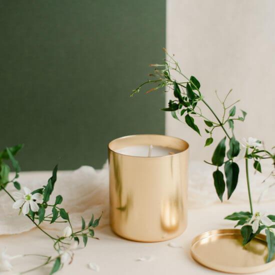 bougie parfumée maison jasmin