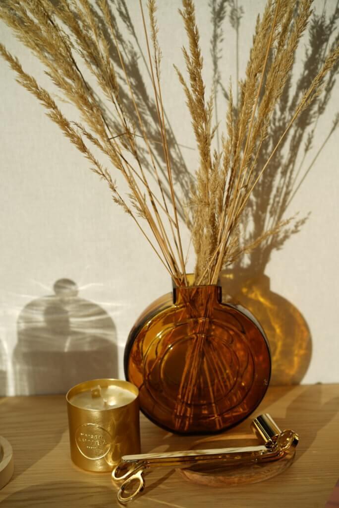 bougies-parfumee-maison shiiba-accessoires