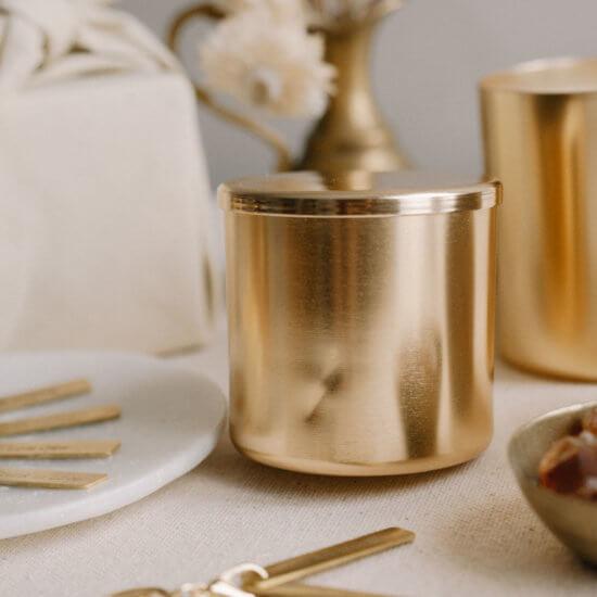 bougies-parfumee pour maison personnalisée lot