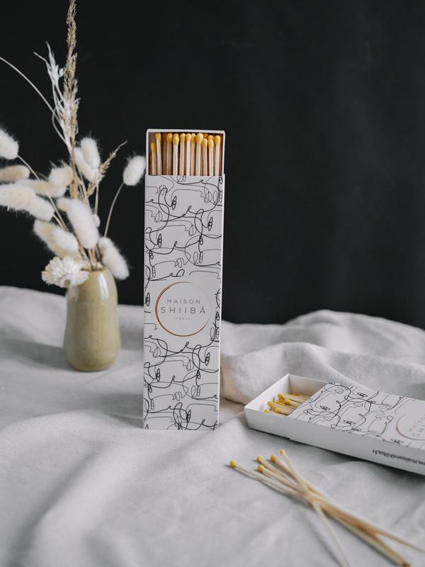 Maison Shiiba Bougies parfumées